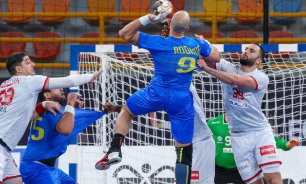 Tunisia tied with Brazil in the World Cup handball. Tunisia tied with Brazil, 32-32, at the New Administrative Capital hall, in the second round matches of the second group of the World Cup Egypt 2021.  #BRICSsports #Brazil https://t.co/7nLIFz5mwU