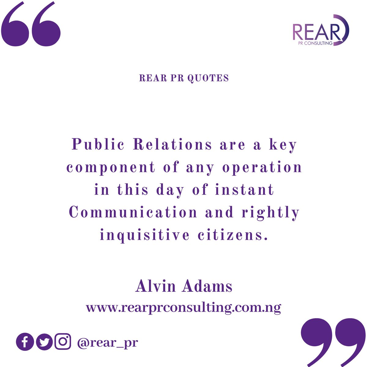 Having a strategic marketing mix in place would ensure a well-deserved brand reputation. #publicrelations #communication #reputationmanagement #brandstrategy #mondaythoughts