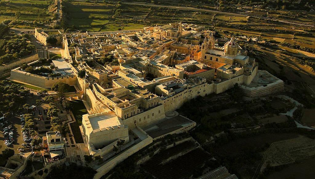 How about the wonderful Mdina, Malta: