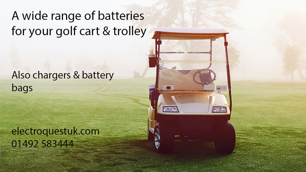 A wide range of batteries available for your golf buggies & trolleys  Visit - https://t.co/SUjMaCSMuo  #golf #batteries #golftrolley #golfbuggy #golfing https://t.co/En70kPBq4B
