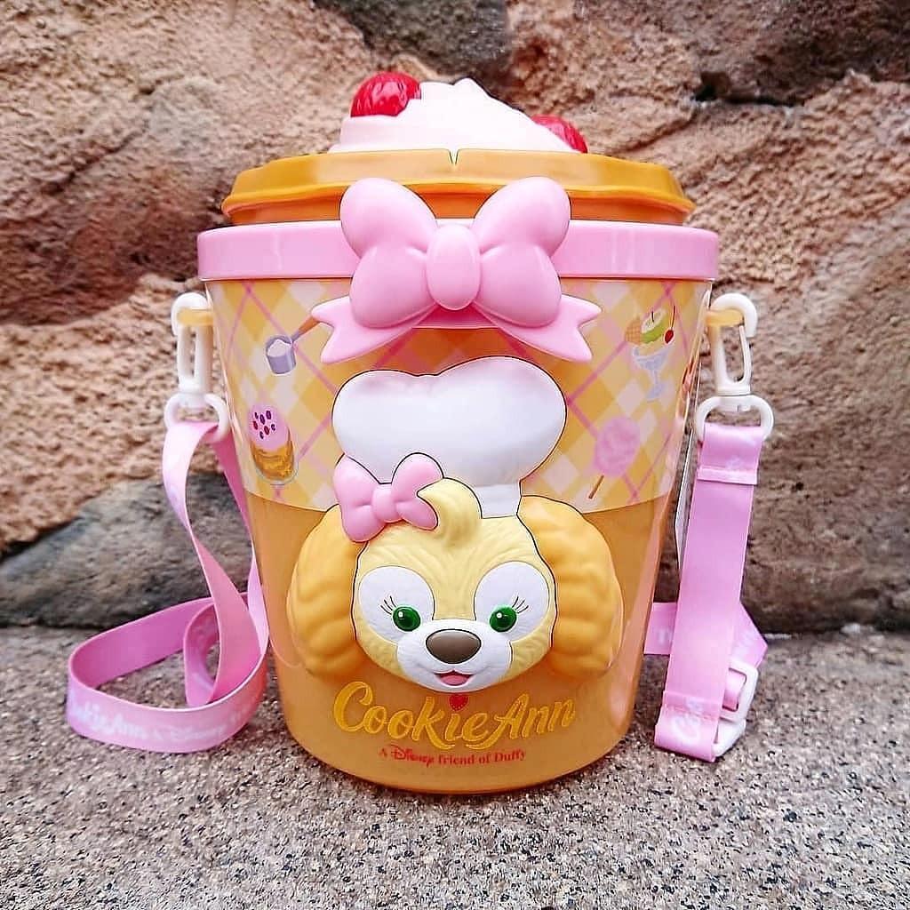 #クッキーアン デザインの #ポップコーンバケット 💕  #スグキチャオ #買い物代行 #グッズ代行 #ディズニー代行 #お土産代行 #購入代行 #東京ディズニーランド #東京ディズニーシー #ディズニー #Disney