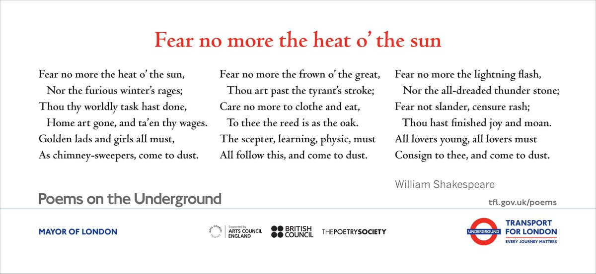test Twitter Media - Thanks Jen! You can find all our #PoemsontheUnderground posters here: https://t.co/cIEOFIS5MF  Here's another favourite of ours... https://t.co/osVT1zcSLN https://t.co/B5sQQQqbp3