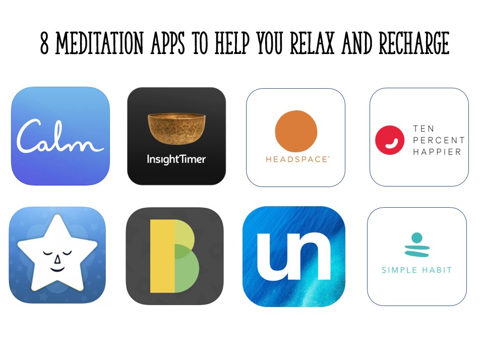 In these stressful times we all need to be aware of looking after ourselves - so here are some apps that may help you! #MondayMotivation #mindfulness