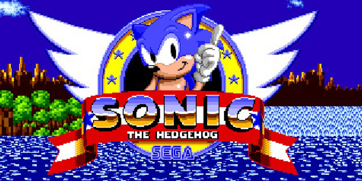 Les jeux vidéo #Sonic, #Lemmings, #AnotherWorld, #StreetsOfRage et #QuackShotDonaldDuck fêteront déjà leurs 30 ans en 2021.  #jeuxvideo #Sega #Disney