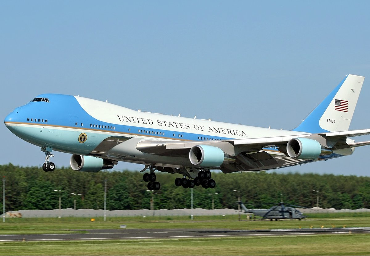 Good morning, Patriots -  I'm going to West Palm Beach on Wednesday morning to greet #PresidenTrump & Air Force One back to town one last time, and to savor every moment of the #greatest presidency of my lifetime.