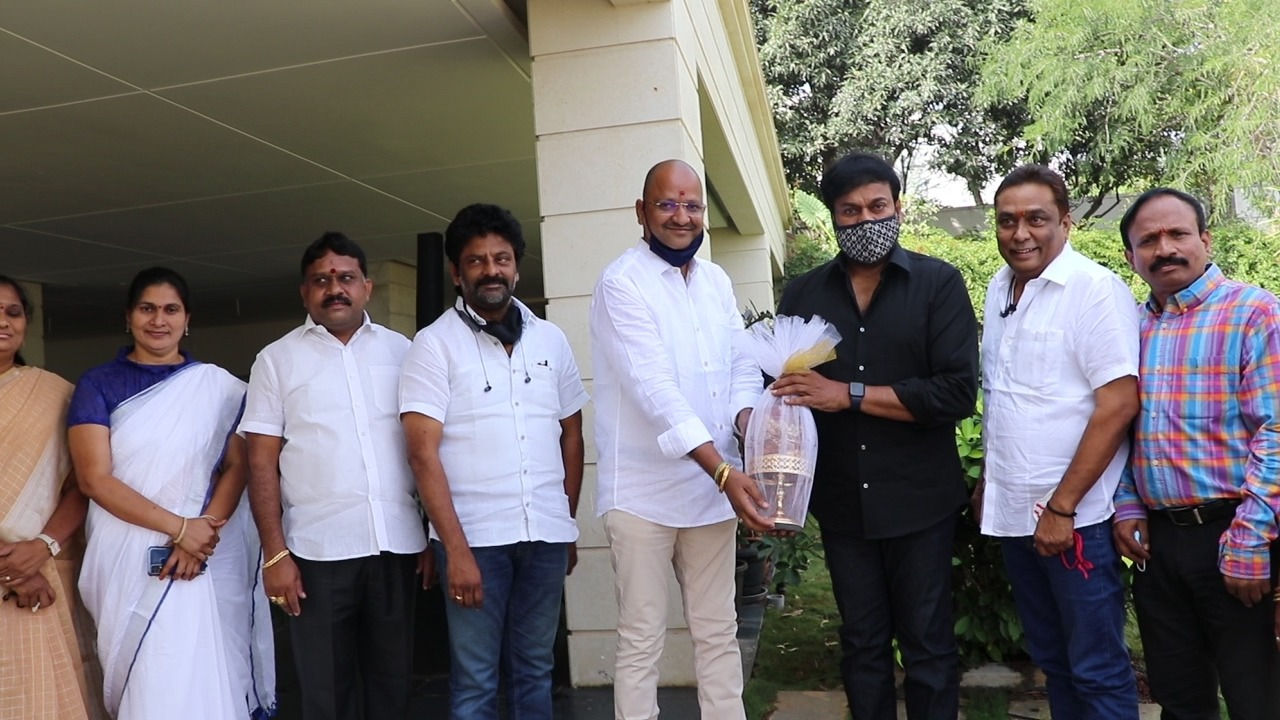 Chitrapuri Colony new committee