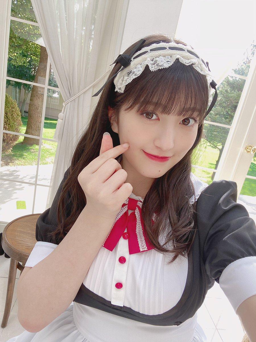 【12期 Blog】 マリカちゃん!羽賀朱音:…  #morningmusume21 #モーニング娘21 #ハロプロ