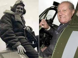 Wing Commander Peter Ayerst.