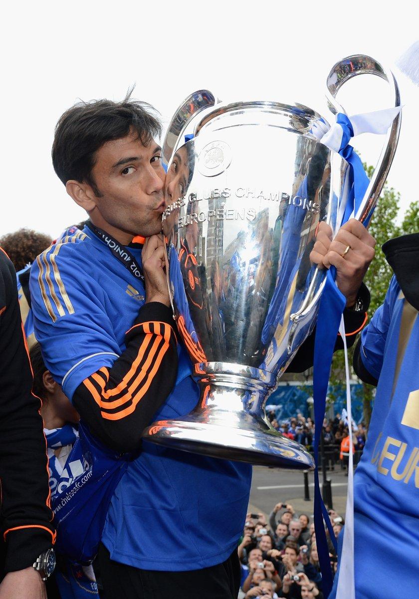 Happy birthday, Paulo Ferreira! 🎈🏆