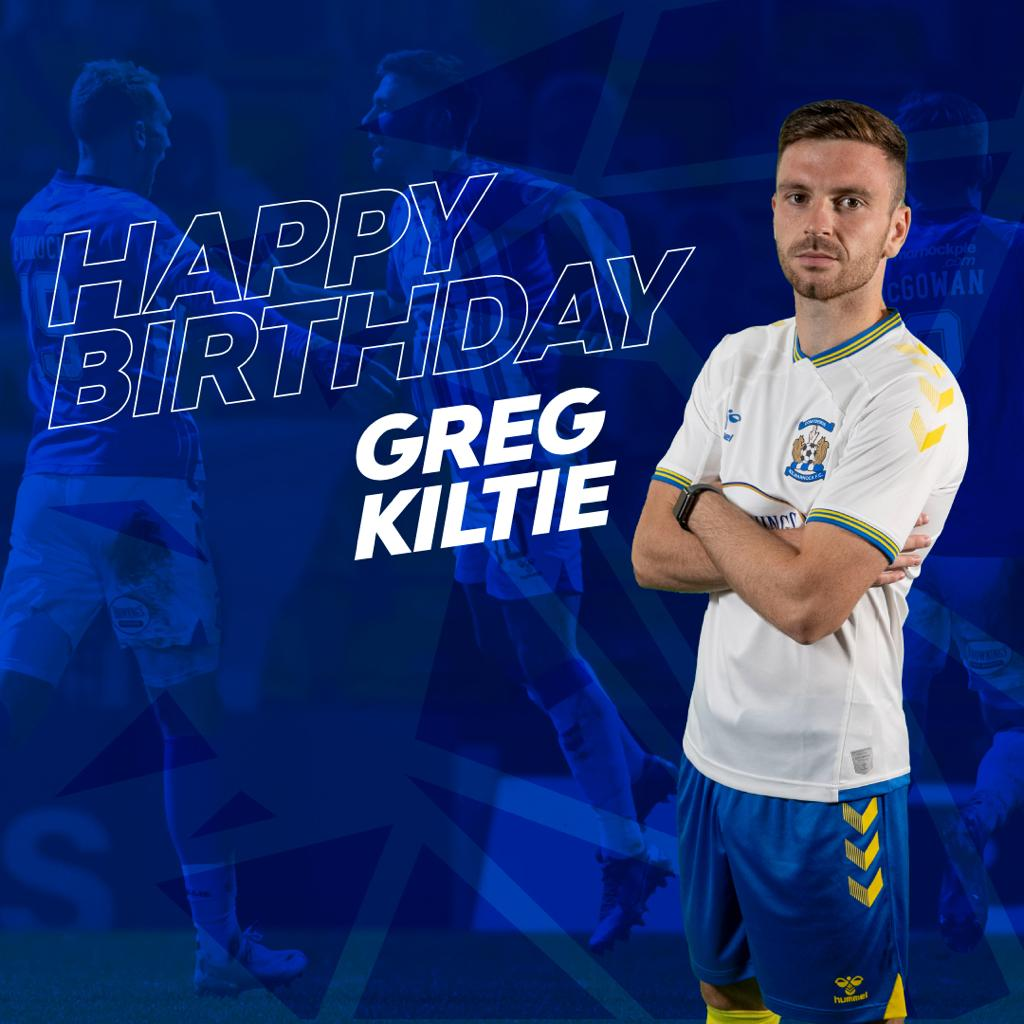 🎂 Many happy returns @gregkiltie