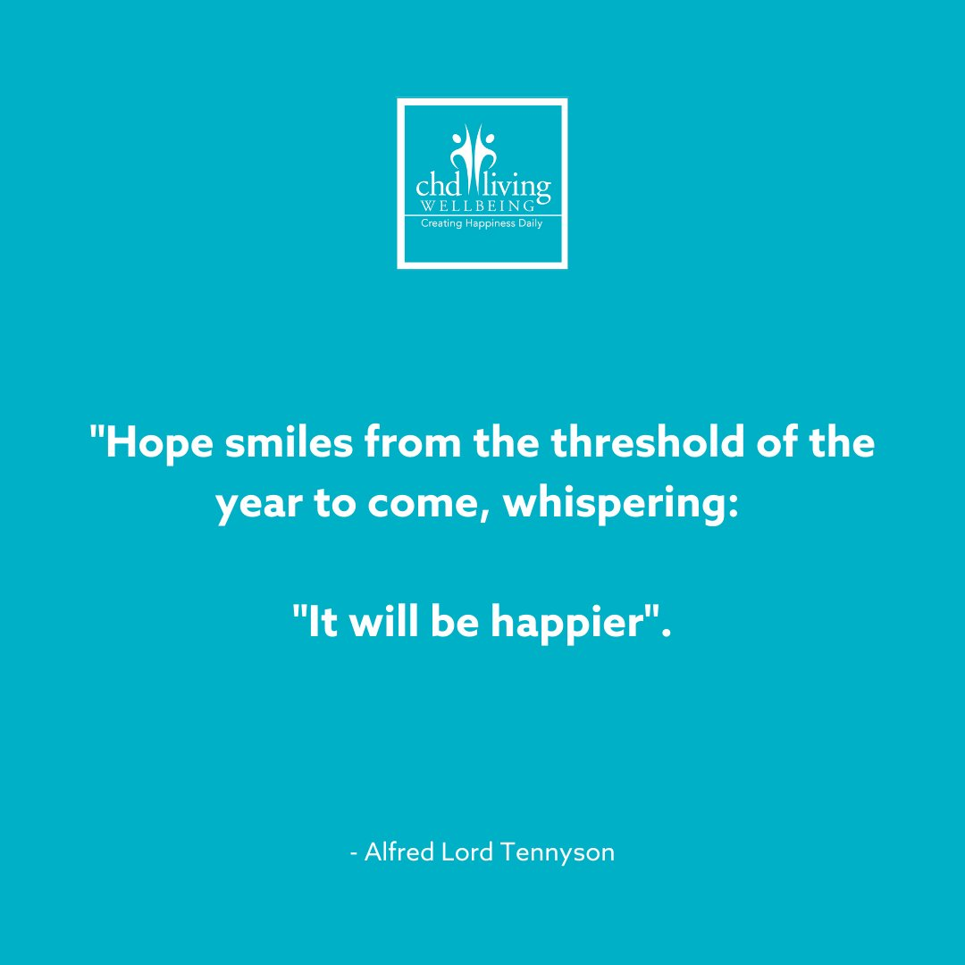 As today is #BlueMonday we wanted to share a little positivity with this uplifting quote by Alfred Lord Tennyson.   Feel free to reshare and continue spreading the positivity! 💙  #CreatingHappinessDaily #CHDLiving #Positivity #Happy #Quote #CareHome #Care