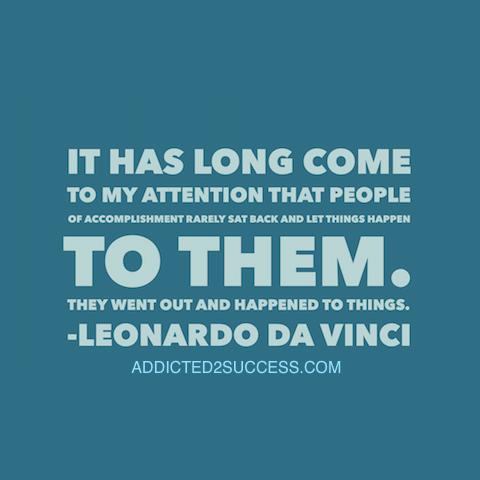 Leonardo Da Vinci.- #quote #image via