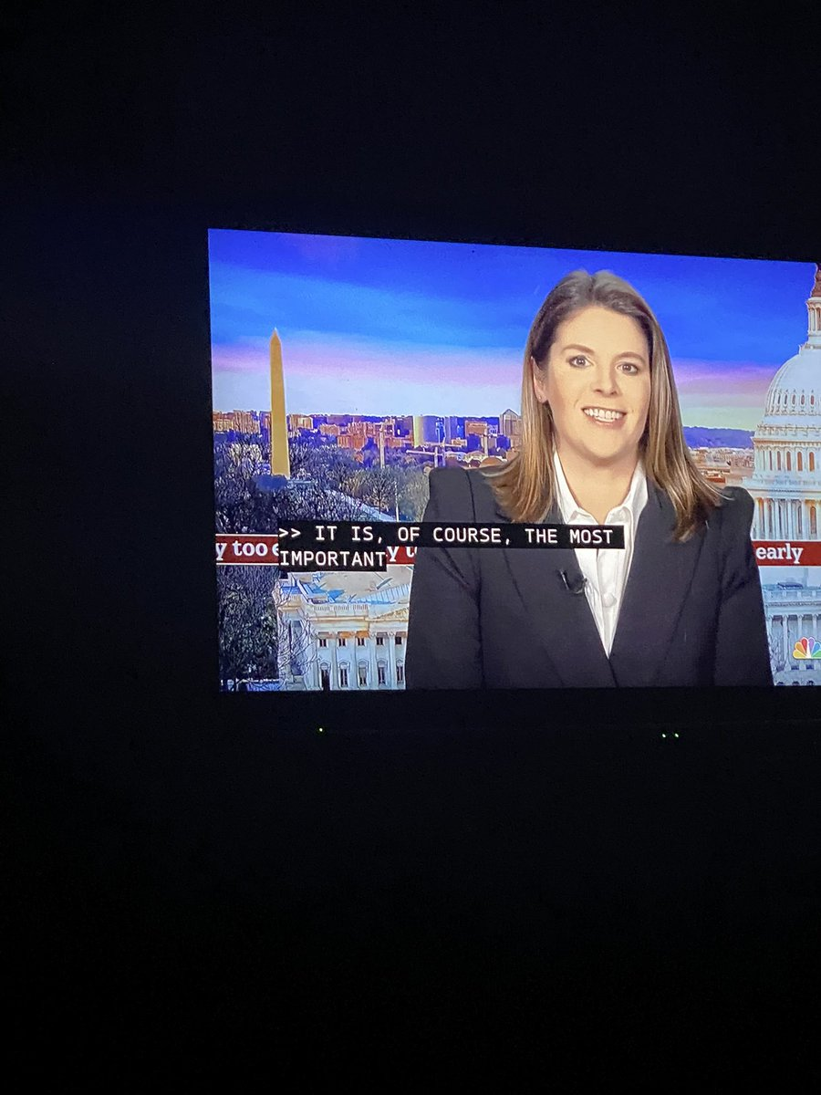 @kasie @MSNBC Very nervously counting down the hours! Who can sleep. Thank you @kasie for making these awake hours easier - keep smiling! #WayTooEarly Using captions because everyone else is asleep! #AlamoCalifornia