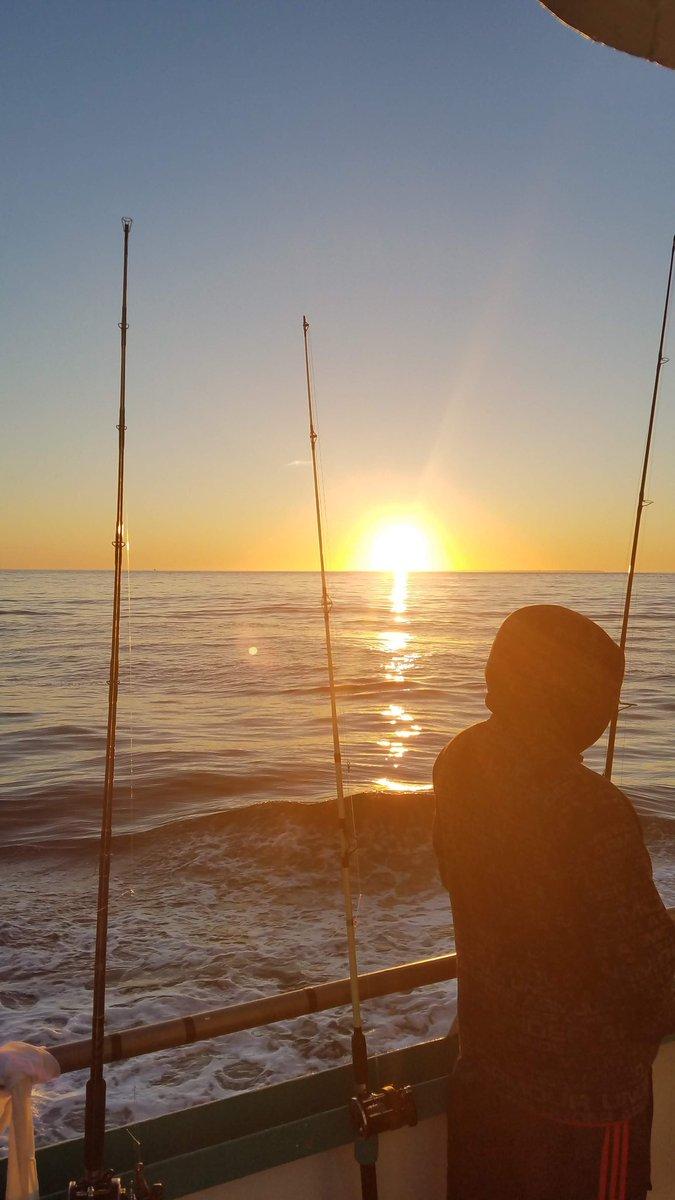 #WayTooEarly Sunrise Shot
