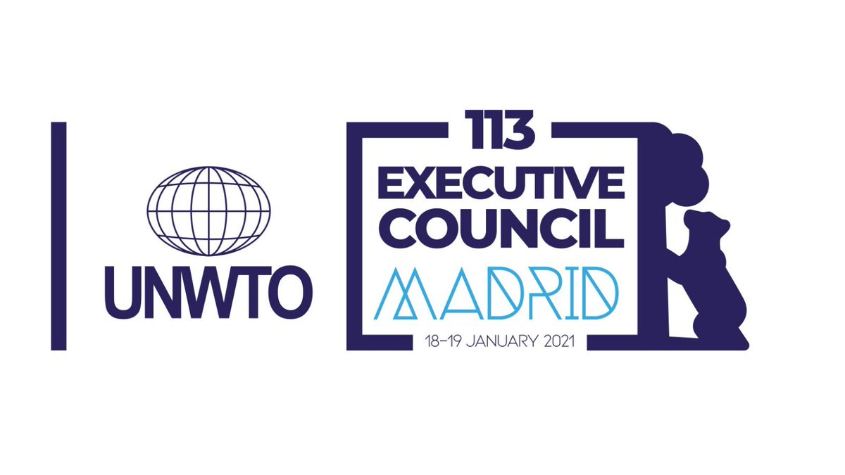 The @UNWTO Global #Tourism Crisis Committee holds its first meeting of the year today in #Madrid in the context of the #UNWTO Executive Council, hosted by #Spain.  🎯 Our shared goal: to #RestartTourism in a safe and resilient way ➡️   #UNWTOEC