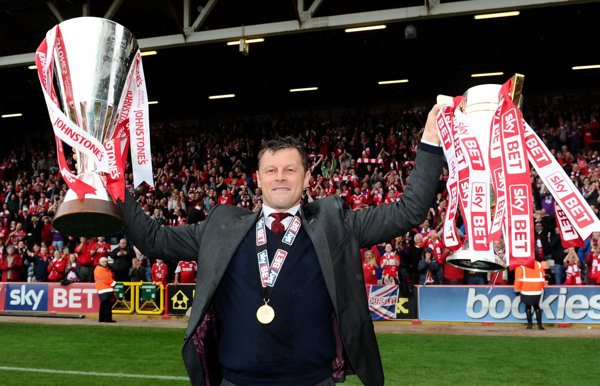 Get well soon Steve Cotterill, who is recovering in hospital from COVID-19. ❤️