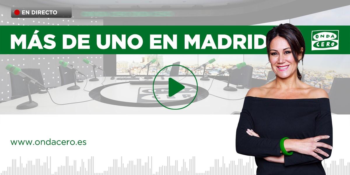 🔴. Escucha el #magazine de #Madrid con @PepaGea en @OndaCero_es #EnDirecto con #noticias , #eltiempo @elborrascas, #deportes @felixjosecas. Además, hablaremos con Paloma Martin, Consejera Medio Ambiente sobre el Deshielo en la Región y @salasradio.