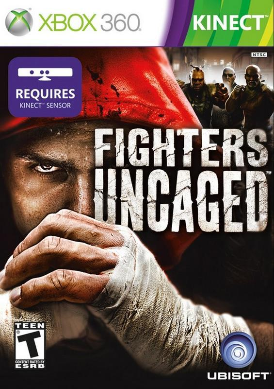 Show no mercy in the fighting ring and take on a variety of fighters and reduce their HP to zero in Fighters Uncaged #xbox360 #xbox #games #videogames #fight