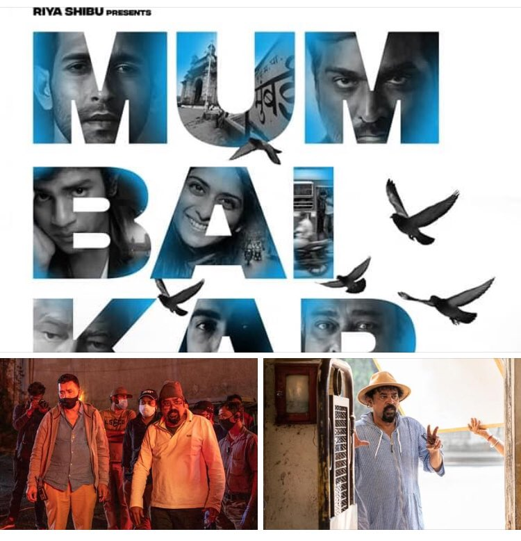 #MUMBAIKAR: NON-STOP SHOOTING... Director Santosh Sivan and action director Sham Kaushal are currently filming action-thriller #Mumbaikar in #Mumbai... Stars #VikrantMassey, #VijaySethupathi, #RanveerShorey, #SanjayMishra and #TanyaManiktala... Shibu Thameens is project designer.