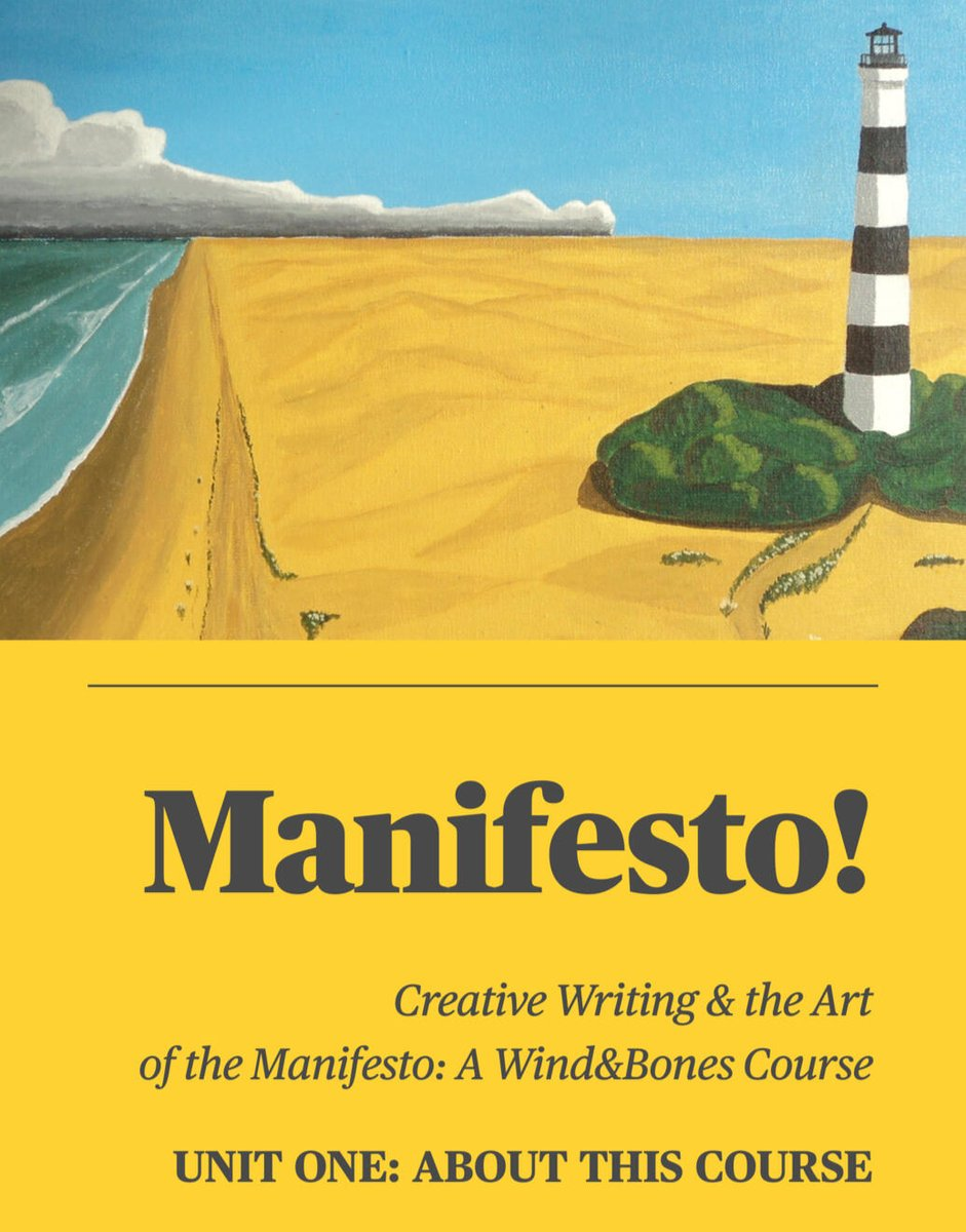Our Wind&Bones Manifesto! course is NOW LIVE.   Join us:   Use the coupon code MANIFEST-OH for intro $10 discount!   #new #live #writing #writers #creatives #creativity #joinus