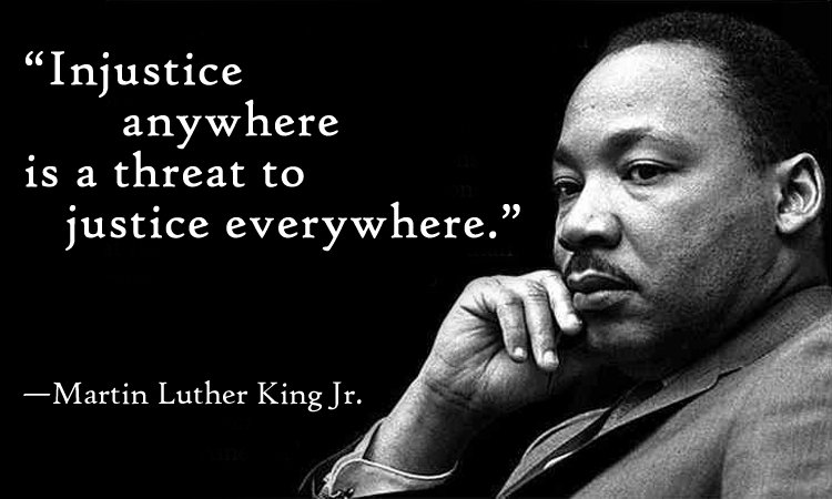 A day to celebrate the life and legacy of Dr. King- A champion for  the labor movement and the mid-1900s Civil Rights movement, which still continues to impact civil rights today. #MLKJr  #MLKDay
