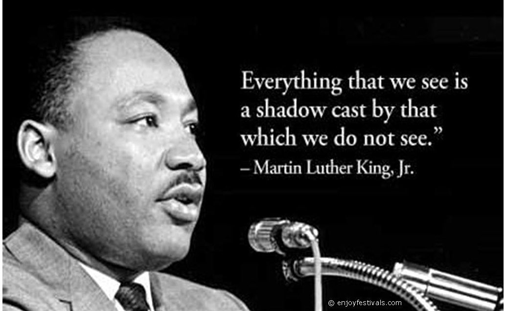 His words means & mission continues today more than ever #MLKDay