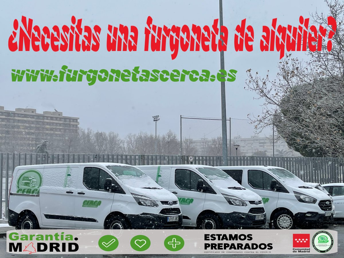 Necesitas alquilar una #furgoneta hoy #Lunes?Infórmate ℹ️ 📲91 641 18 48 / 646 45 28 71 . . .  #cerca #Alcorcón #GarantíaMadrid #FelizLunes #18gennaio #MondayMotivation #ProtectWayV #EpikHighIsHere #BrewMonday #mondaythoughts #BlueMonday #Procida