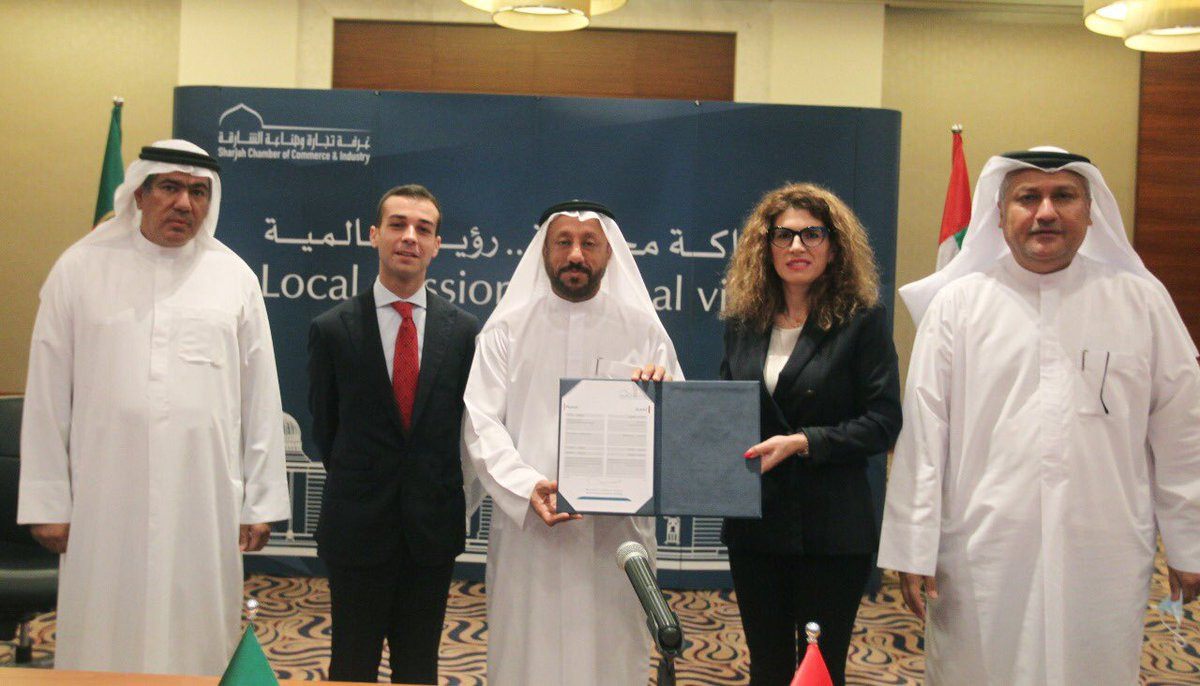 Portuguese Business Council in Sharjah will be the new gateway for serving Portuguese companies and enhancing cooperation ties between the two sides https://t.co/D3yhAagAQv
