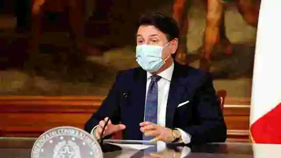 Italian PM Conte seeks to save his government from falling