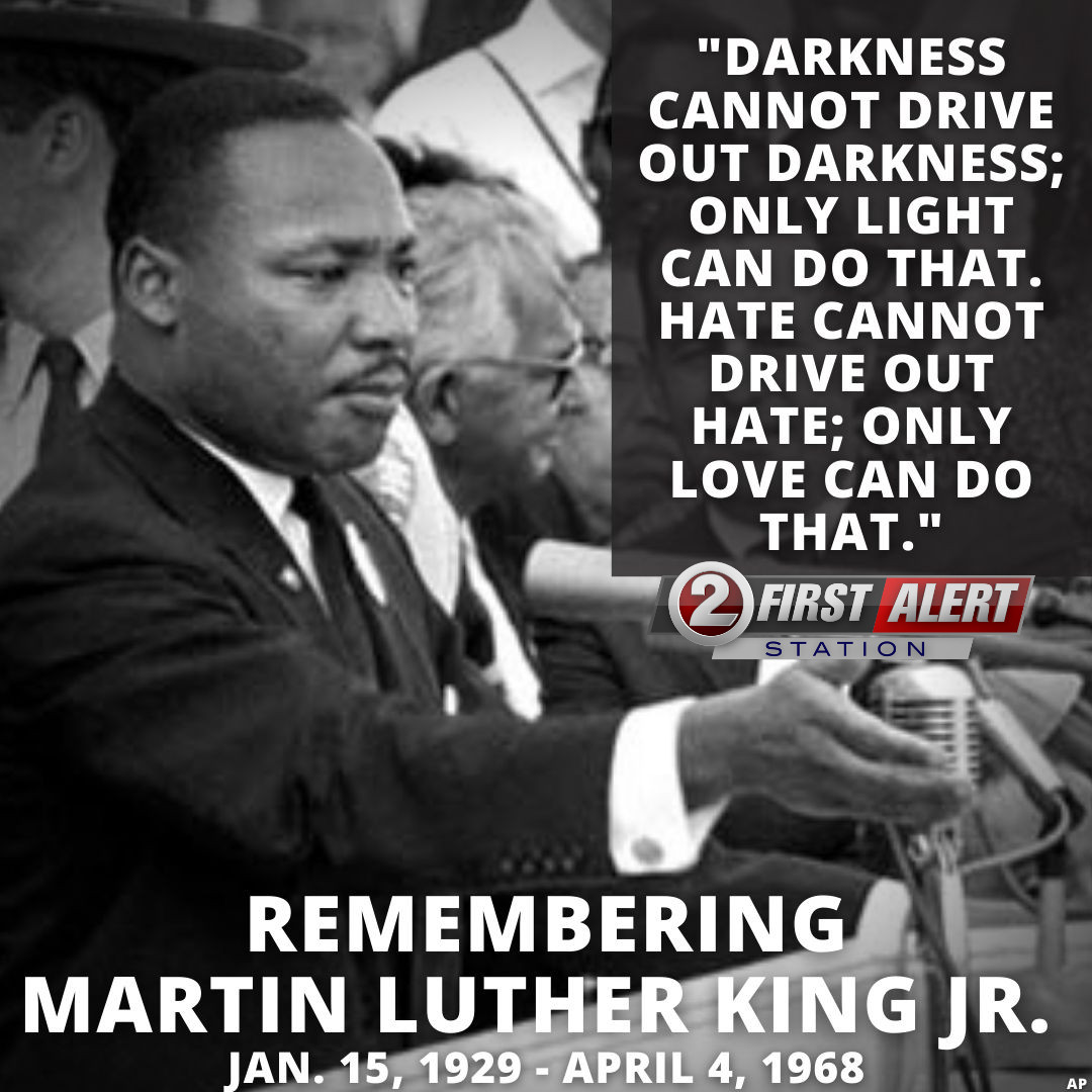 Take note of the words of Dr. King on this #MLKDay: