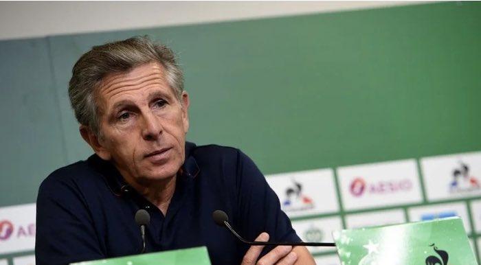 ⚽️🟢Critiquée pour son silence autour du match à #Strasbourg, @ASSEofficiel organise une conférence de presse ce mardi avec Claude #Puel. Le #Derby aussi sera abordé. Le manager des Verts, positif au #COVID19, la fera en visioconférence #RCSAASSE #ASSEOL https://t.co/dOMOnw4ZXl