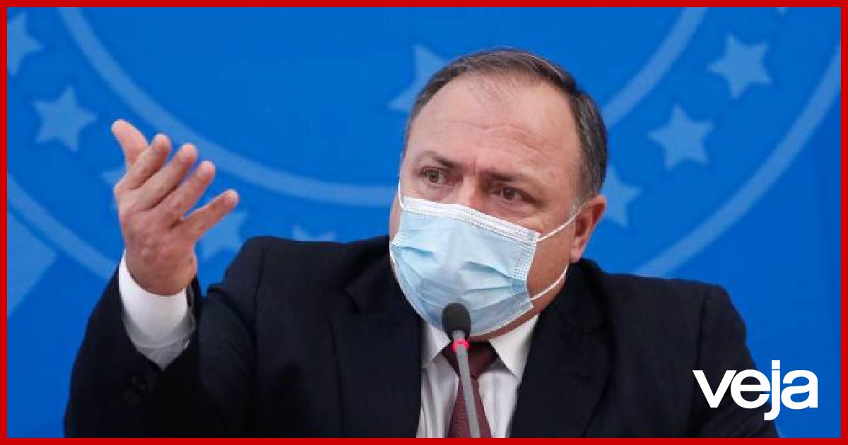 Após pressão de governadores, Pazuello antecipa início da vacinação