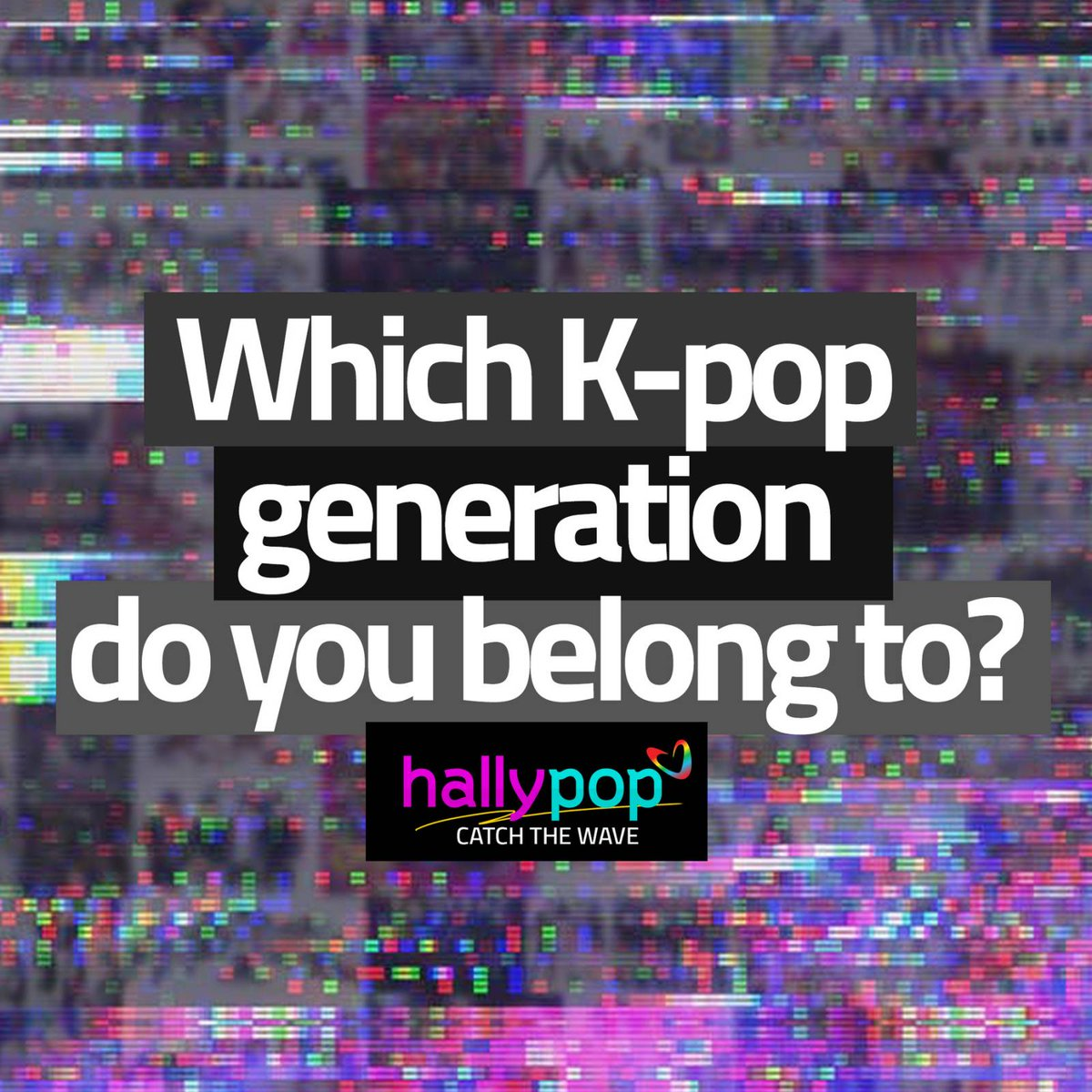 Don't be shy! 🙈  Any titos and titas of K-Pop here?