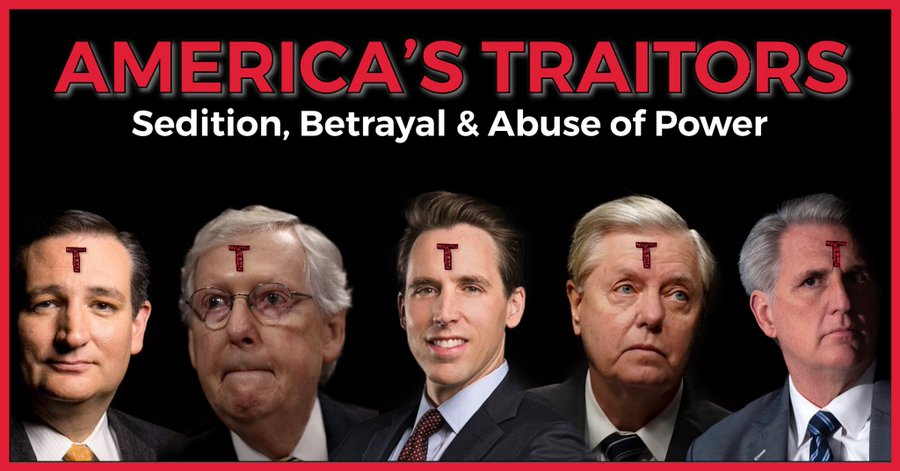 #AfterTrump we can also say Bye Bye to Pence, Giuliani, DeJoy, Miller, Devos, Pai, Pompeo, Mnuchin, Ivanka, Barr, Conway, and all those who have has actively hurt our country, either through corruption, or denial of science & defending Trump.