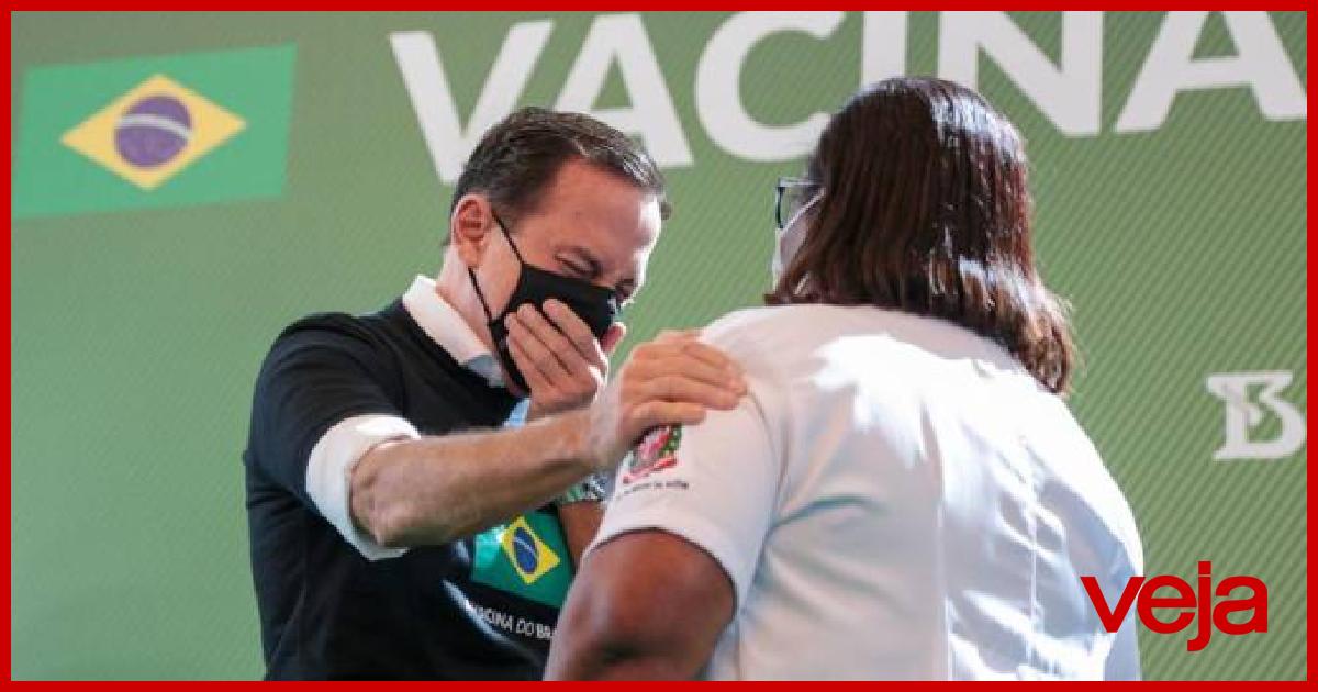 'Derrotado': A aliados, Doria diz que Bolsonaro sentiu o golpe (via @radaronline)