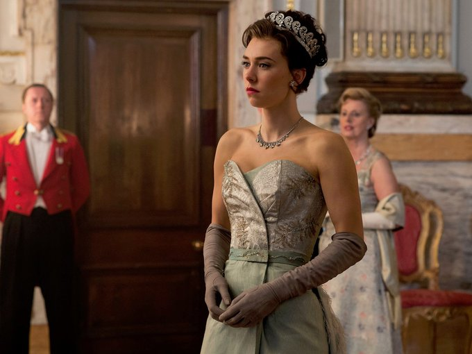 Thanks ❤️ I haven't watched The Crown but I can see the resemblance 👸 will have to check it out 😘 xxx