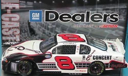 #DiecastForSale on DCR: $39.50 Dale Earnhardt, Jr. #8 Dale Earnhardt Tribute Concert 2003 Chevy Monte Carlo - GM Dealers    https://t.co/TlarRjX4cA  #daleearnhardtjr #nascar #diecast https://t.co/0Drm4nk6xs