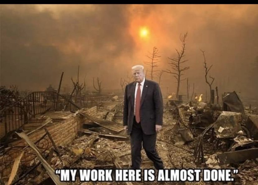 #AfterTrump we have a lot of work to do to try to prevent someone worse winning & doing even worse damage than Trump & his fellow anti-American Republicans did from 2016-2020.