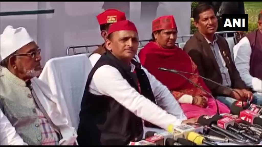 We will support Mamata Banerjee in the West Bengal Assembly elections to defeat BJP who wants to win by spreading hatred. In 2017 as well, they won in Uttar Pradesh by propagating hatred: Samajwadi Party chief Akhilesh Yadav