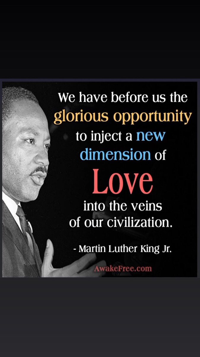"""""""We have before us the glorious opportunity to inject a new dimension of love into the veins of our civilization."""" - Martin Luther King Jr. #MartinLutherKingJr #MLKDay #Quotes #MondayQuotes #Inspiration #Neverforget #Love #Zen #VintageLiving"""
