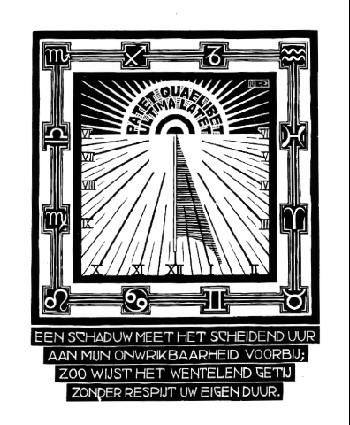 Untitled, 1931 #escher #mcescher