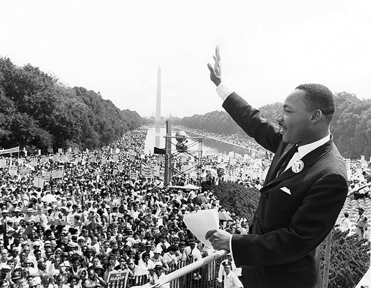 """""""Life's most persistent and urgent question is, 'What are you doing for others?"""" -#MartinLutherKingJr.  #MondayMotivation #MLKday"""