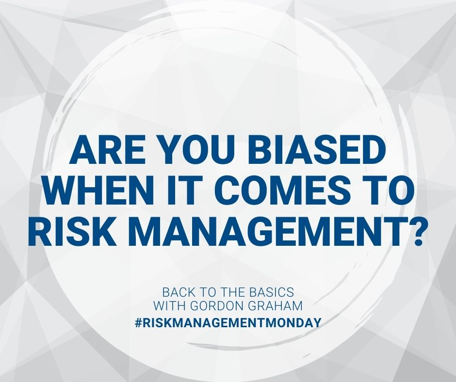 In 2021, we want to take you back to the basics of risk management with #RiskManagementMonday! Every week, we'll review the archives of #riskmanagement wisdom from #GordonGraham. Who remembers this first article?
