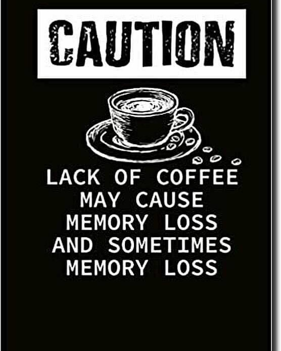 Happy #Monday! Oh, and Happy Monday! 😂😂  #coffee #coffeetime #coffeelover #coffeeholic #forthemister💕 #MondayVibe https://t.co/z4vl9RAHfM