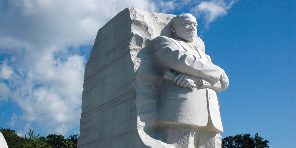 Today we celebrate the birthday of Martin Luther King Jr.; civil rights leader, activist, and American hero.  His legacy is a reminder of the decades of civil rights activism that has been done in our country and serves as inspiration for the work still to be done.  #MLKDay2021