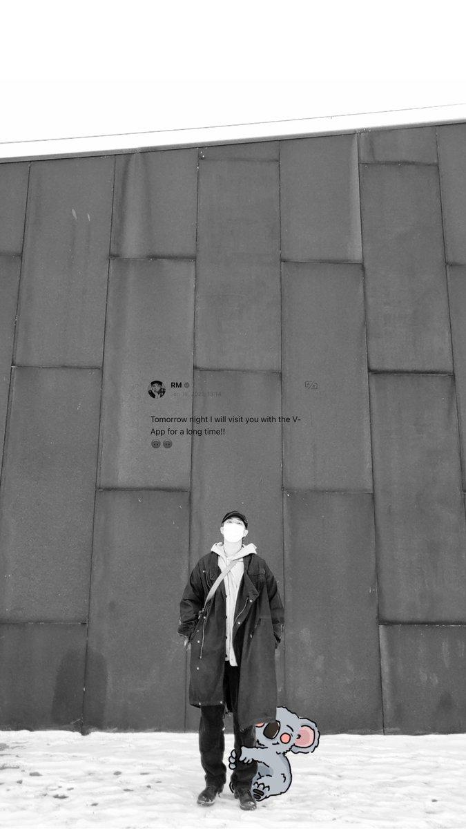 RM 🌟   #Wallpapers  #NAMJOON #Weverse #Namjoonvlive #VLIVE #BTS #BTS_twt