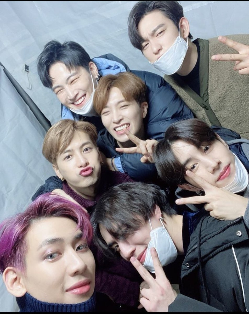 #GOT7NewPage and we will keep spinning until the last page 💚  ✨ 7 or Never ✨ 7 or Nothing ✨ #GOT7FOREVER @GOT7Official  #GOT7