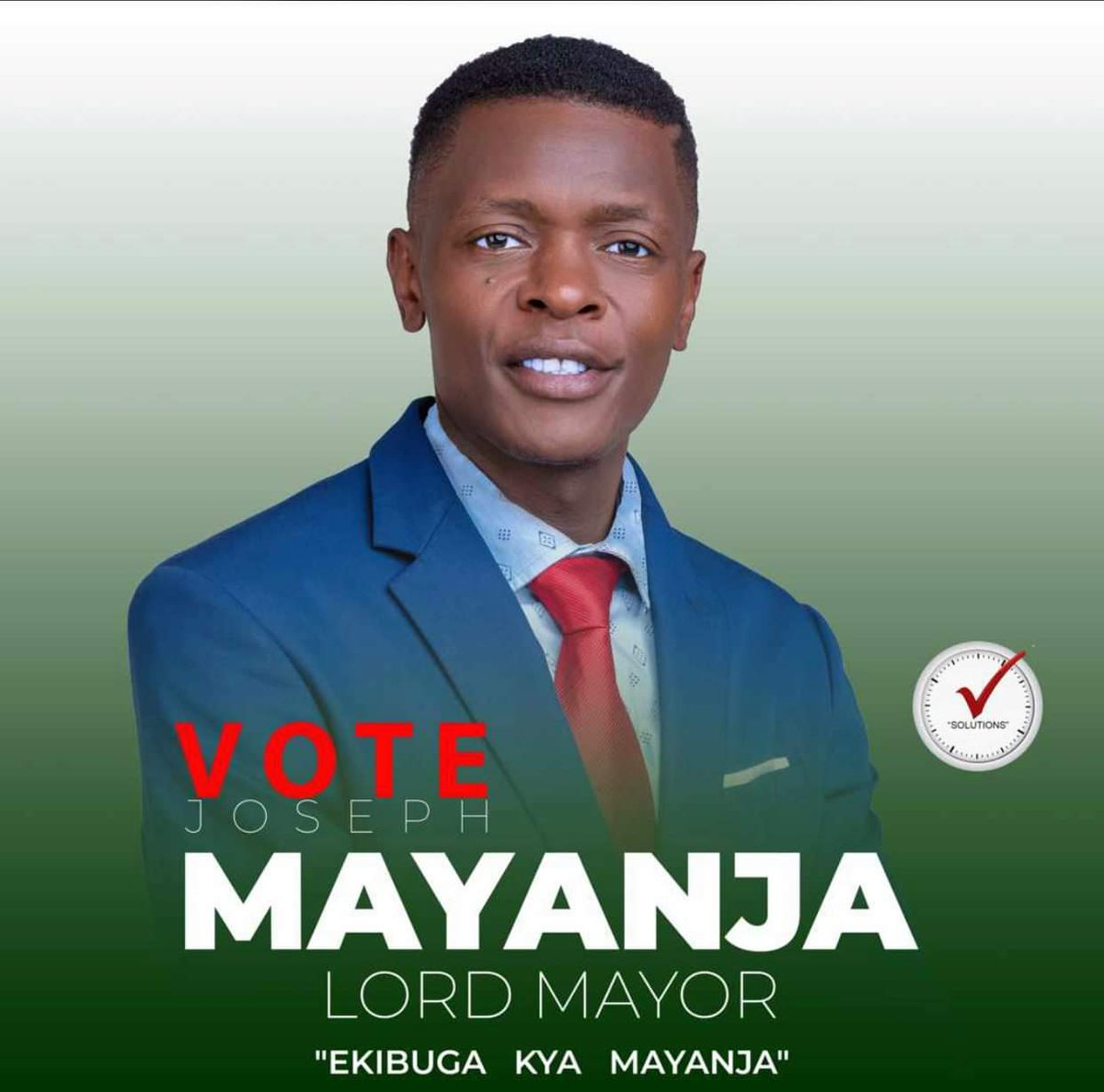 The only candidate with Credibility to this amazing kamapala is @JChameleone #mr.solutions  come this Wednesday #Lordmayor #vote✔  @McPallaso @RadioandWeasel  lets do this guys🤝🏿🕧