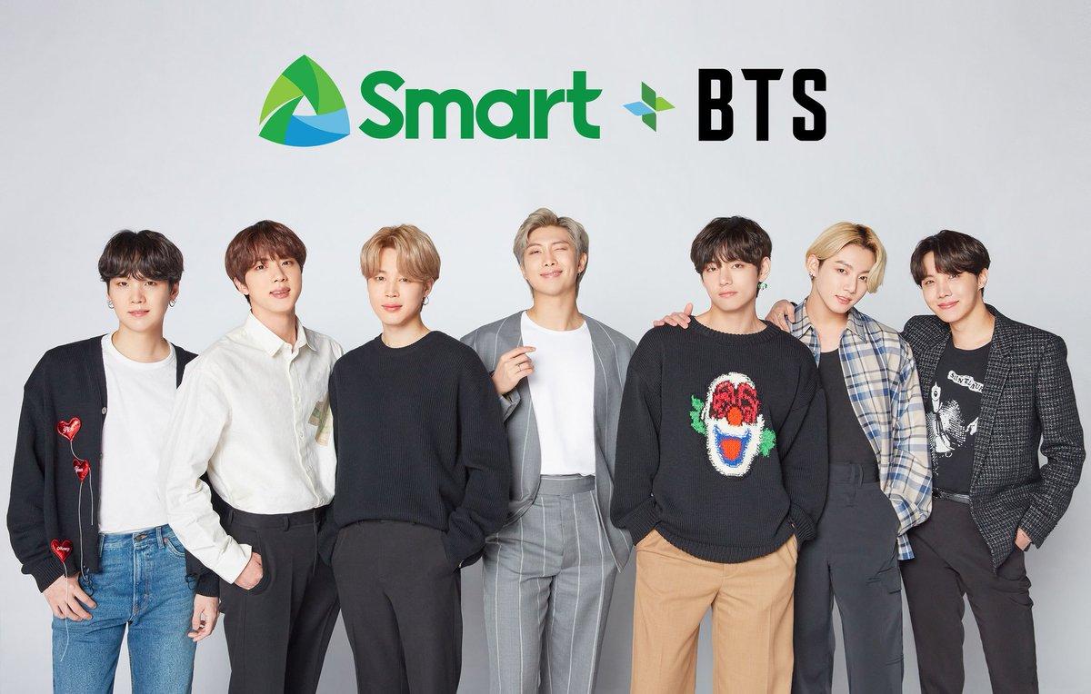 Simple, SMART, Ako! @BTS_twt @LiveSmart 💚💚💚💚💚💚💚  #SmartBTS #SMARTxBTS #SimpleSMARTAko #BTS