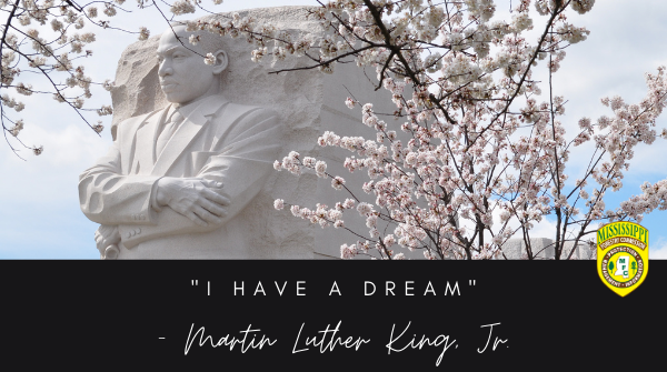 Happy #MLKDay!   Honoring the Legacy & Honoring the Dream  #MSforestry